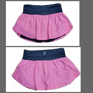 Old Navy Active Skort shorts attached Skirt 6/7